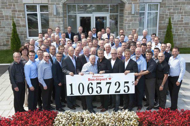 La Fondation Bon Départ de Canadian Tire récolte 1 million