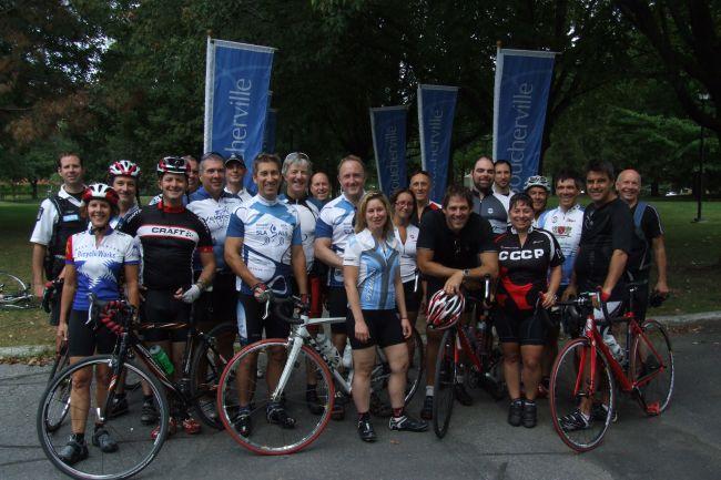 Le 3e Tour cycliste au profit de la SLA prend de l'ampleur