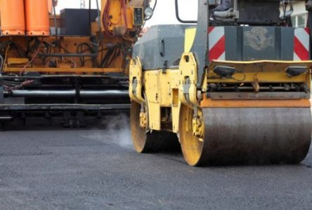 Neuf semaines de travaux d'asphaltage sur la 132 entre Boucherville et Varennes