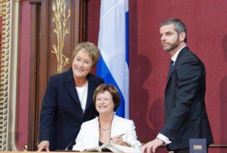 La députée Marie Malavoy devient ministre de l'Éducation, du Loisir et du Sport