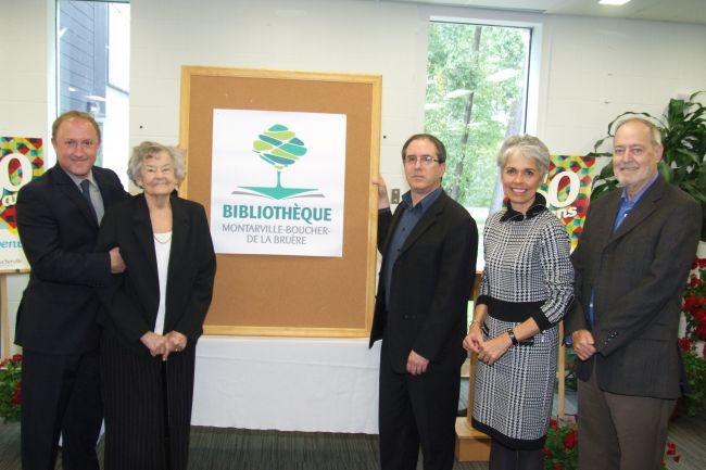 La bibliothèque municipale de Boucherville souligne son 50e anniversaire