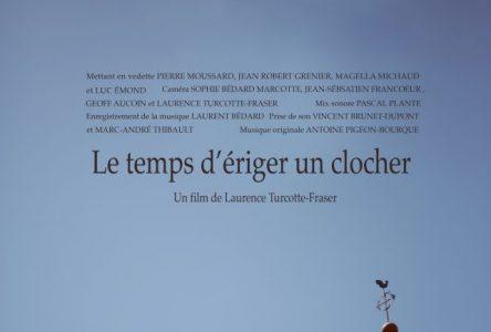 Le temps d'ériger un clocher, un film sur la chapelle Sainte-Cécile de Calixa-Lavallée