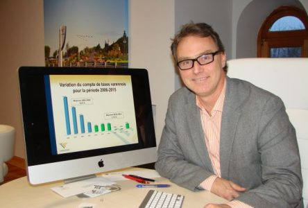 Hausse moyenne du compte de taxes de 1,9 pourcent à Varennes