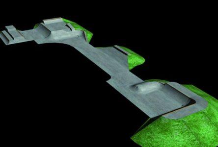 Nouveaux aménagements en construction au skatepark de la MDJ