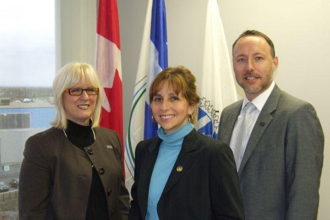 La députée Nathalie Roy s'installe dans ses nouveaux bureaux à Boucherville