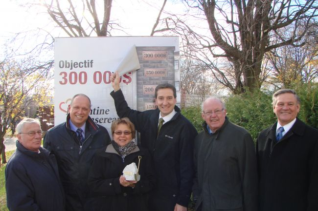 Agrandissement de la Résidence Florentine-Dansereau à Verchères: mission accomplie!