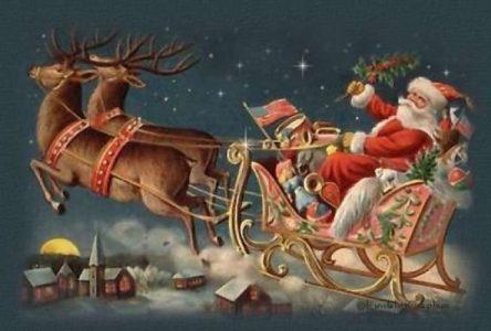 Le plus grand défilé de nuit du Père Noël approche!