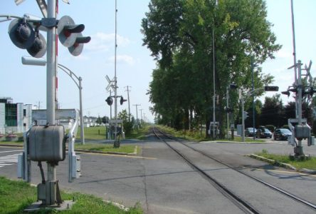 Une pétition à Varennes pour que les trains respectent les limites de vitesse de jour comme de nuit