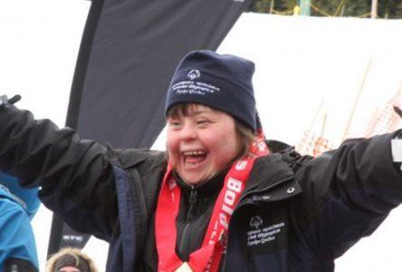 La Verchèroise Gabrielle Thériault s'envole pour les Jeux mondiaux d'hiver!