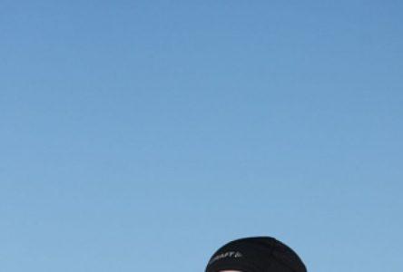 La Bouchervilloise Jessica Larivée tentera de remporter l'or au 1600 mètres en raquettes