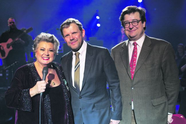 Ginette Reno honorée par la France