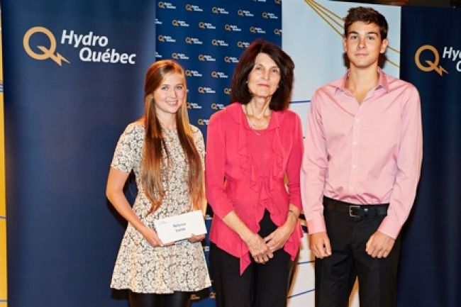 Deux athlètes de Longueuil reçoivent des bourses d'études