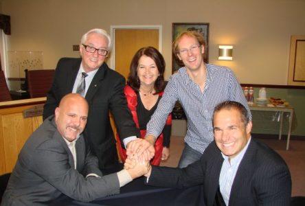 Les anciens Canadiens de Montréal à Sainte-Julie pour une bonne cause!