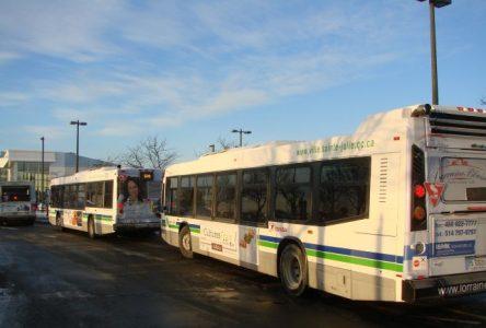 Transport collectif local gratuit à Sainte-Julie
