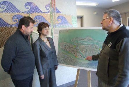 Investissements de 8,2 millions $ au parc des Îles-de-Boucherville