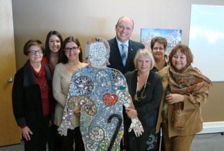Contact'L de Varennes souligne de belle façon la Journée internationale de la femme!