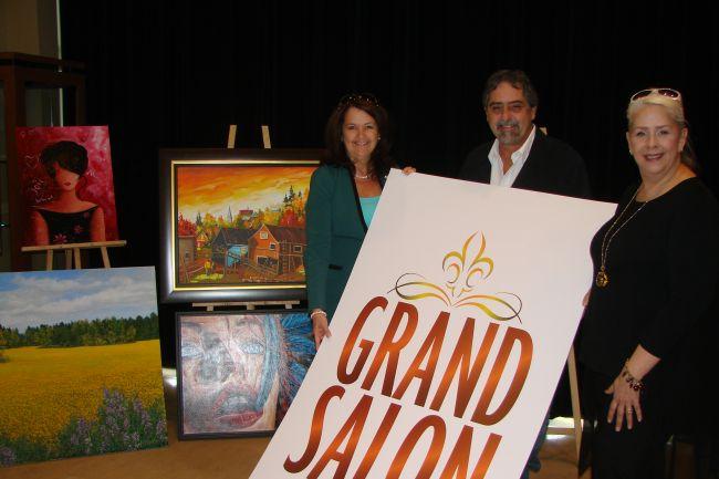 Le symposium fait place au Grand Salon Art et Passion Sainte-Julie!