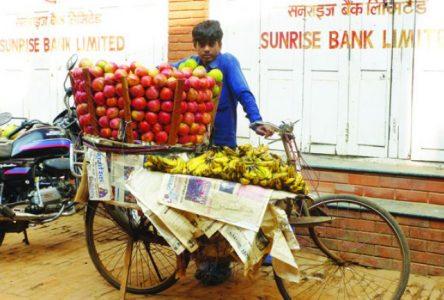 Collecte de vélos usagés pour les pays du Sud