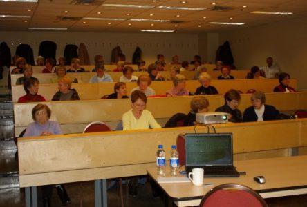 L'Université du troisième âge à Boucherville soulignera son 20e anniversaire le 5 mai