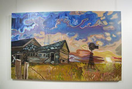 L'exposition Résonance identitaire prend place à la galerie du Café centre d'art
