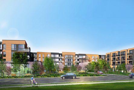 Le Groupe Maurice construit un immeuble de 340 unités de logement à Boucherville