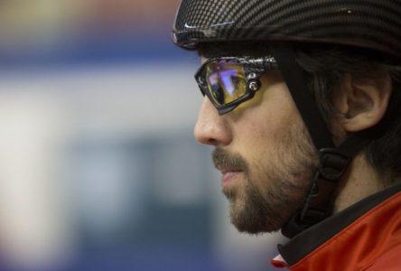 Dure journée pour le Julievillois Charles Hamelin à la Coupe du monde sur courte piste