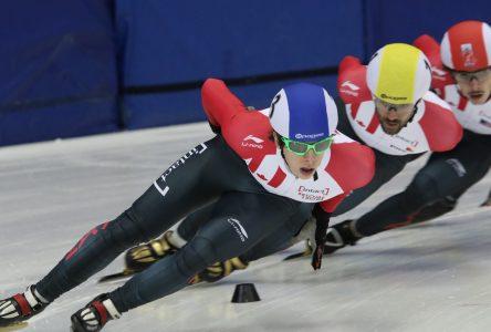 Charle Cournoyer obtient son laissez-passer pour les Championnats du monde sur courte piste