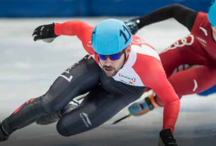 Le Julievillois François Hamelin remporte le bronze au 500 m à la Coupe du monde en Biélorussie