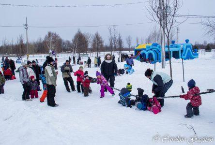 Plus de 1 000 personnes à la Fête au Parc à Saint-Amable