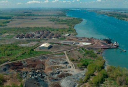 Projet d'agrandissement du terminal portuaire de Contrecoeur: disponibilité d'une aide financière fédérale