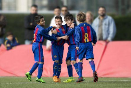Varennes sera la cinquième ville canadienne à accueillir l'Académie officielle de soccer du FC Barcelone