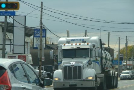 Camions lourds bientôt interdits sur la montée de Picardie et au centre-ville de Varennes