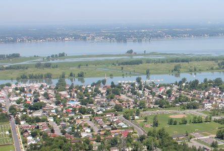 Contrecoeur est l'une des villes ayant connu la plus forte croissance démographique au Québec