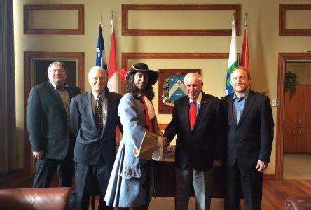 Boucherville accueillera le premier citoyen de Trois-Rivières à deux occasions