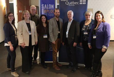 Le Salon Emploi Rive-Sud 2017 connaît un succès éloquent