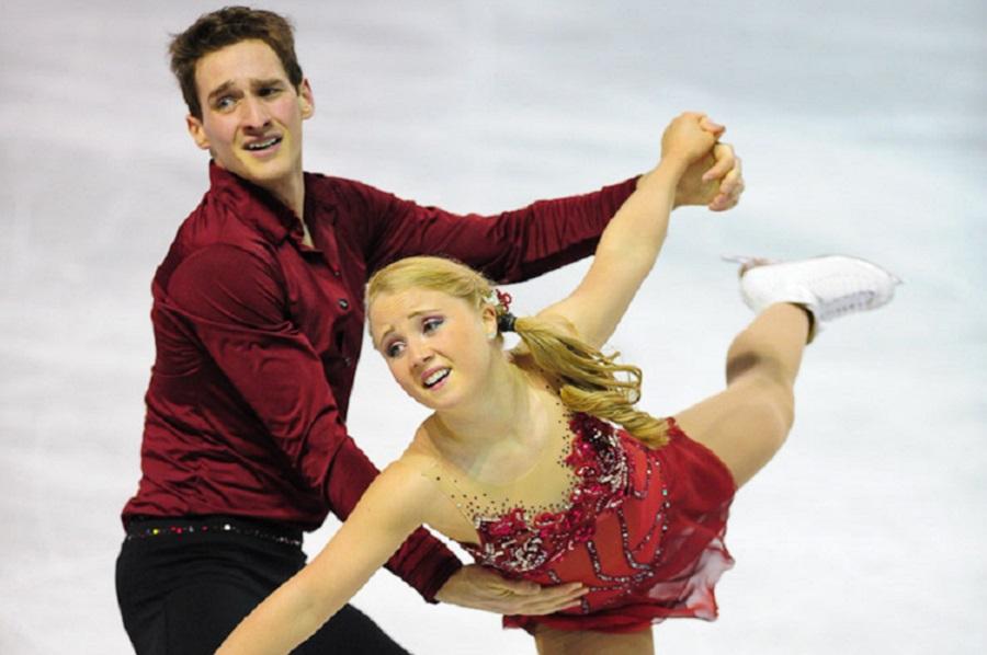 Retour de Séguin et Bilodeau aux Championnats du monde de patinage artistique