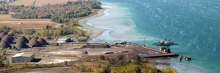 La MRC réagit positivement  à l'annonce de 2,5 millions $ pour les plans et devis des zones industialo-portuaires