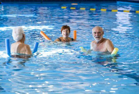 Concours Facebook– Un chance d'être parmi les 350 premiers baigneurs du nouveau centre sportif à Boucherville!