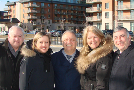 Le conseiller Henri Corbin: plus de 20 ans au service des citoyens de Sainte-Julie!
