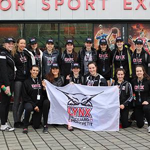 L'équipe féminine de volley des Lynx obtient une 5e place au championnat canadien de volley