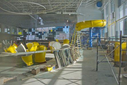 Bonification au projet de transformation du Centre sportif Pierre-Laporte