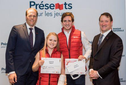 Deux étudiantes de Longueuil parmi les récipiendaires du programme de bourses Banque Nationale