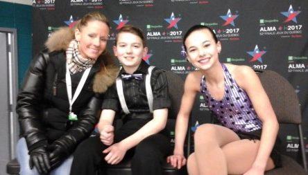 La Rive-Sud en tête de lice après le premier bloc de la Finale des Jeux du Québec à Alma