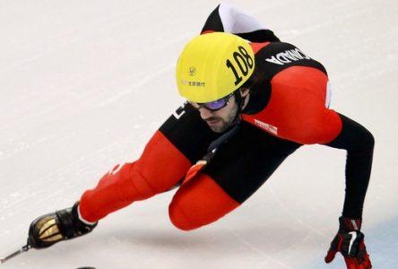 Le Julievillois Charles Hamelin décroche le bronze au 1 000 m aux Championnats du monde de patinage de vitesse sur courte piste