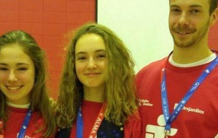 Belle récolte de médailles pour le taekwondo à l'école de Mortagne