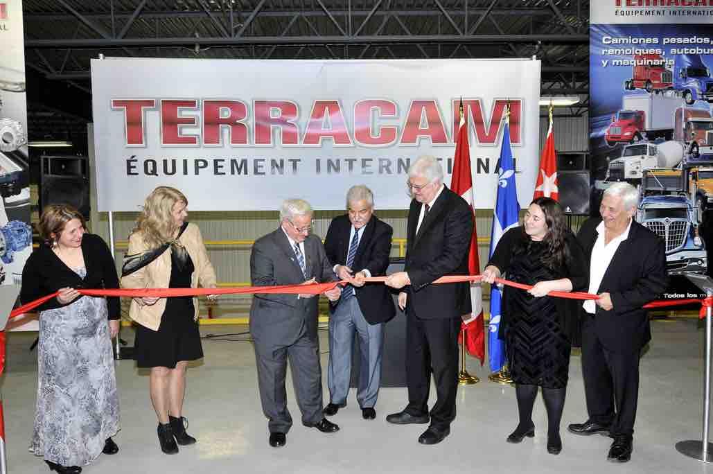 Terracam investit trois millions de dollars pour la construction d'un nouveau siège social à Sainte-Julie