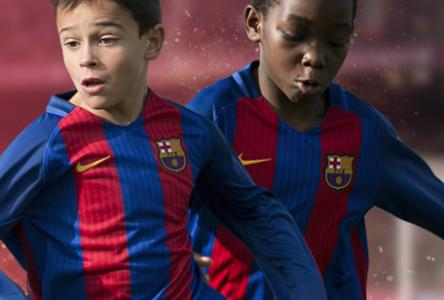 La FCB Escola de Varennes débute la saison d'été 2017