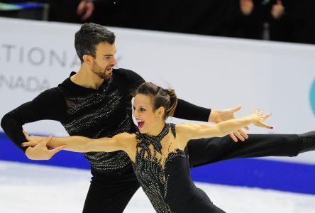 La Bouchervilloise Meagan Duhamel et Éric Radford en lice au Gala Sports Québec