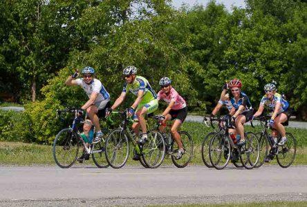 3 000 cyclistes sillonneront les routes de Calixa-Lavallée, Contrecoeur, Saint-Amable, Sainte-Julie, Varennes et Verchères