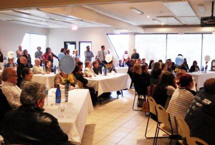 Un 5 à 7 pour souligner l'engagement des bénévoles de Saint-Amable